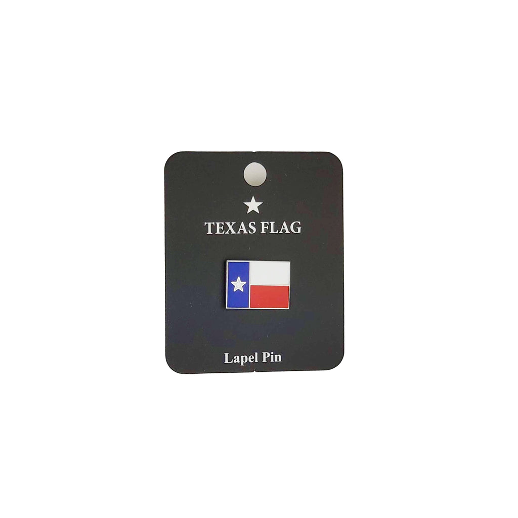 Lapel Pin - Texas Flag