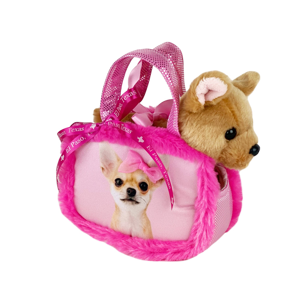 Plush - Chihuahua in Purse