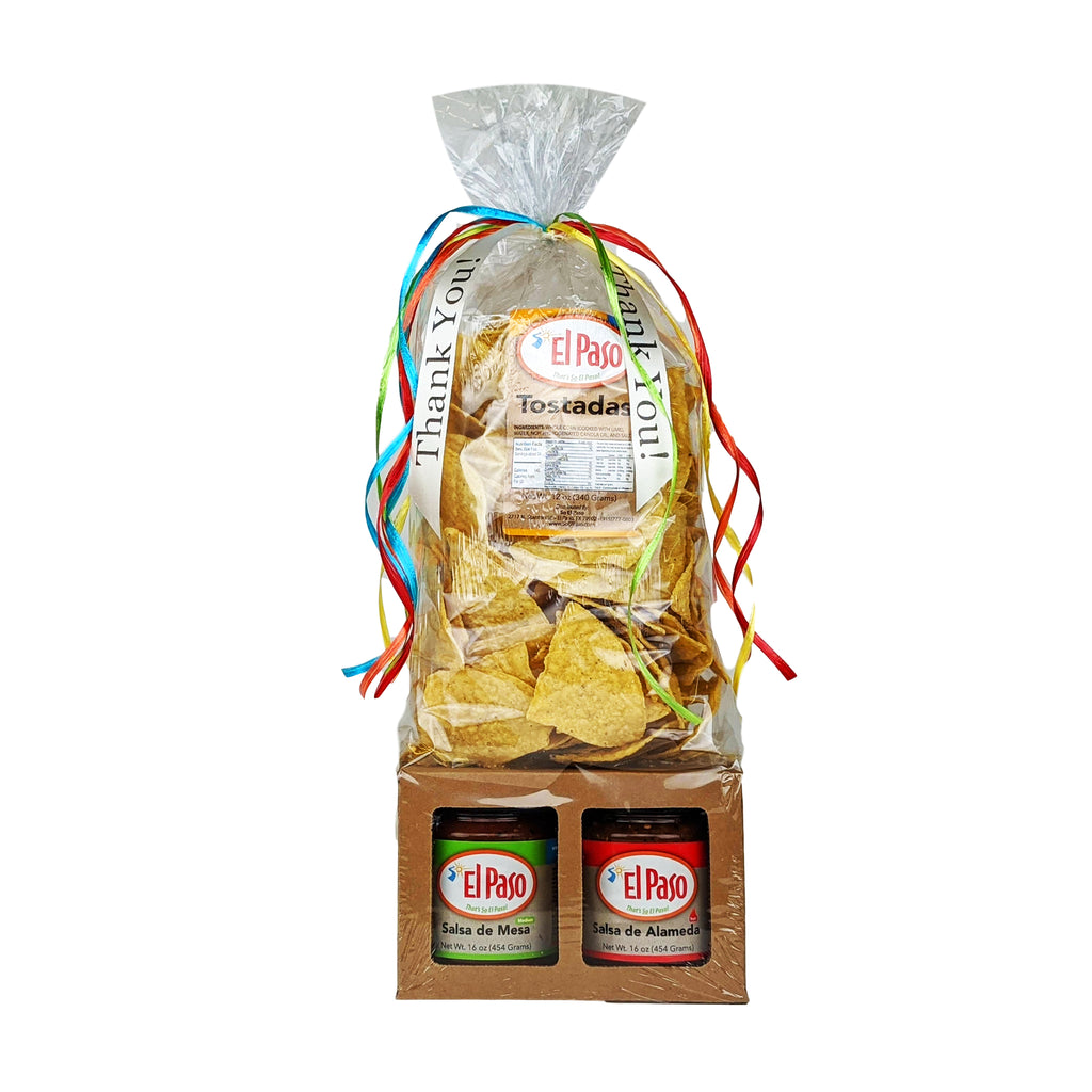 Chips and Salsa Pop by Gift