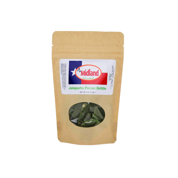 So Midland Jalapeno Pecan Brittle