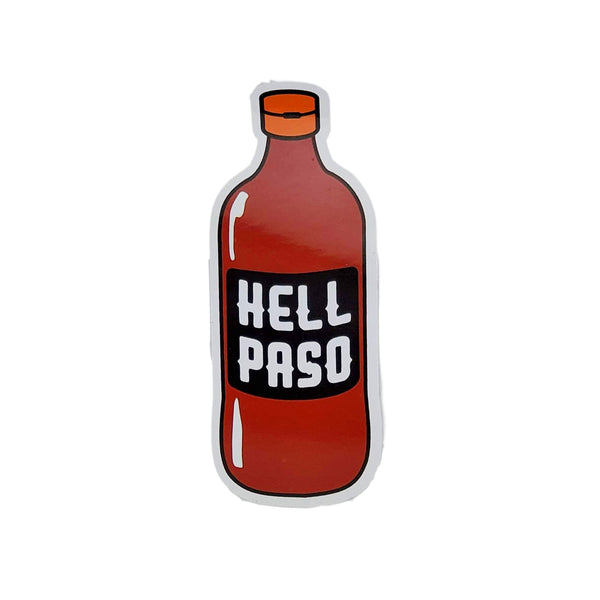 Sticker - Hell Paso