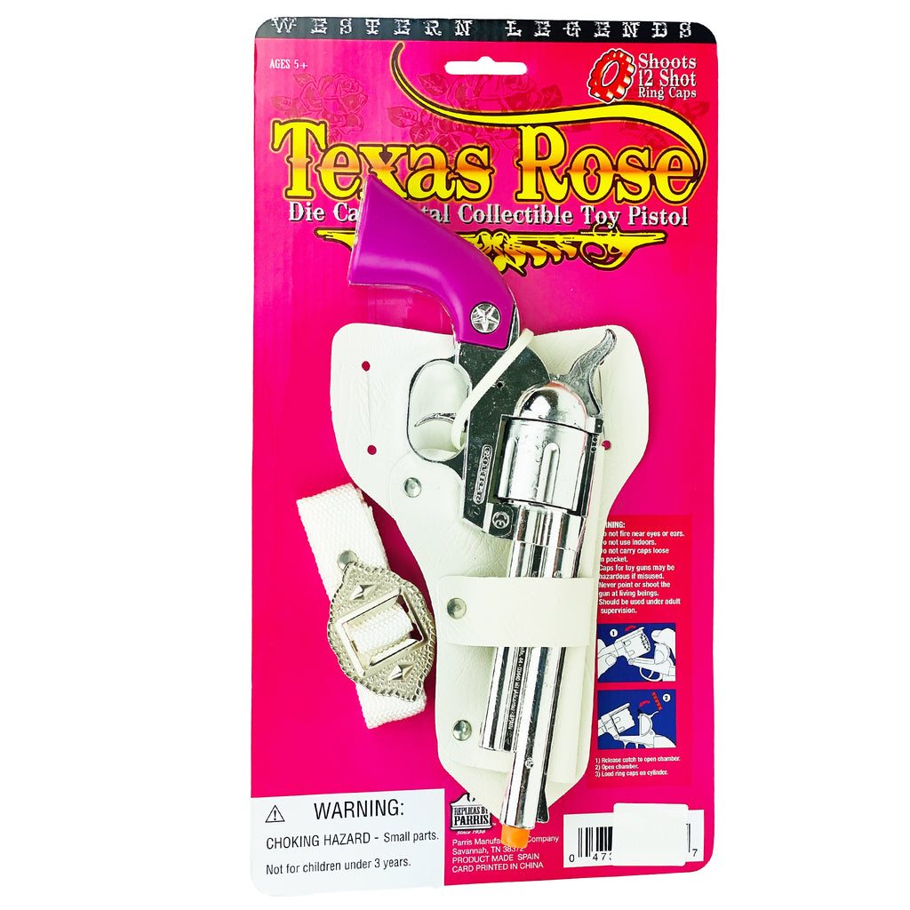 Toy- Texas Rose Holster Set