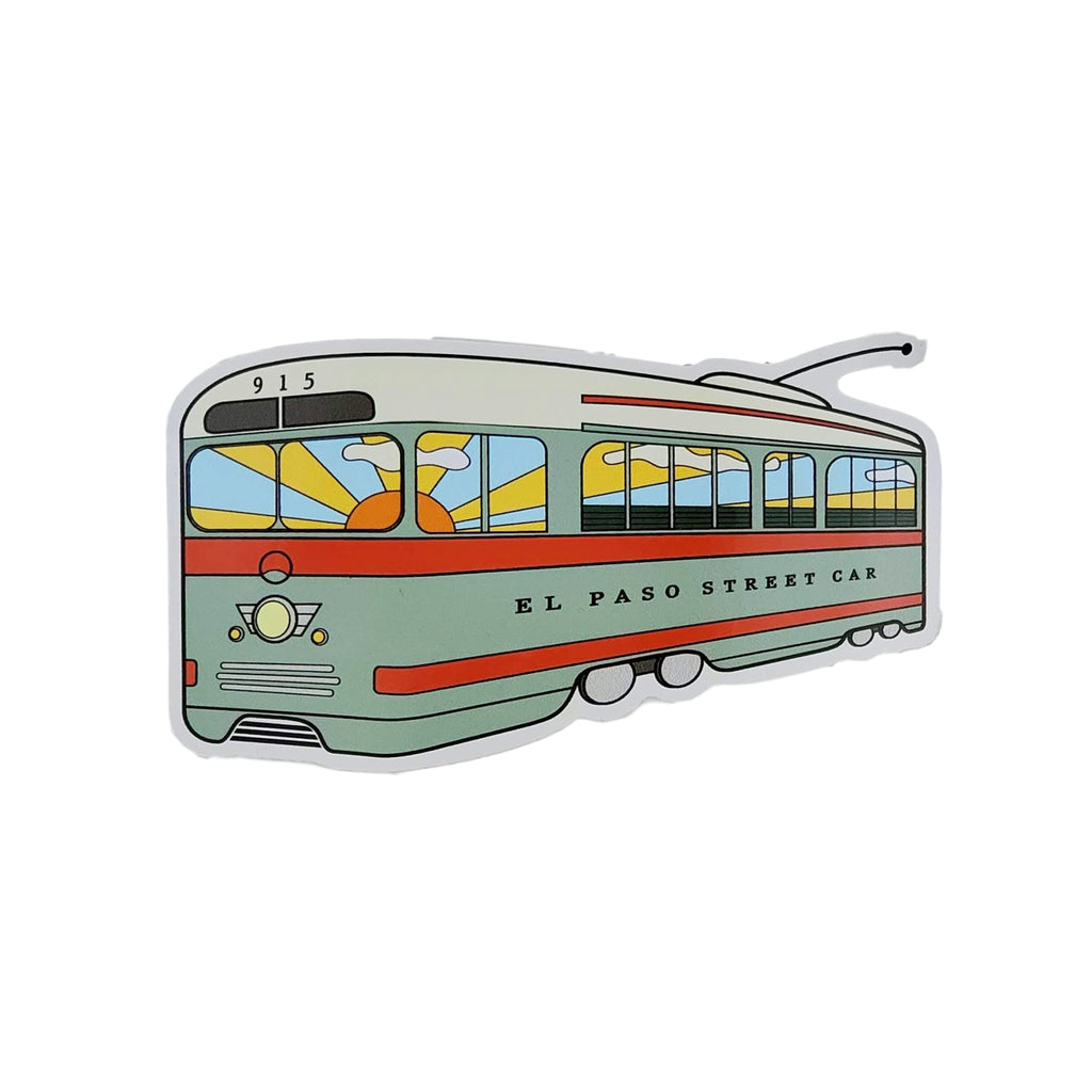 Sticker - EP Street Car