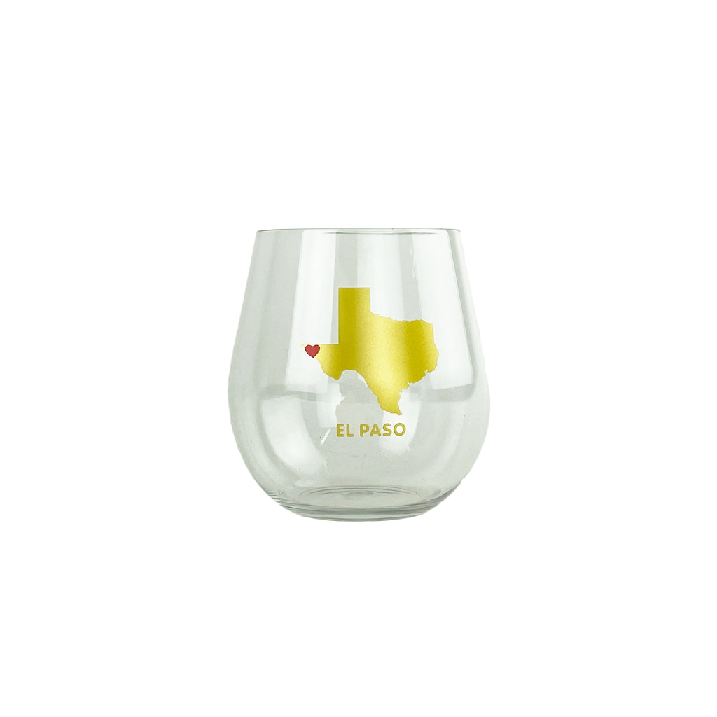 Wine Glass- Texas Reusable Wine Glass