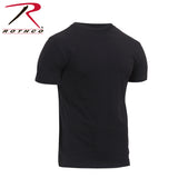 Rothco Athletic Fit Solid Color Military T-Shirt