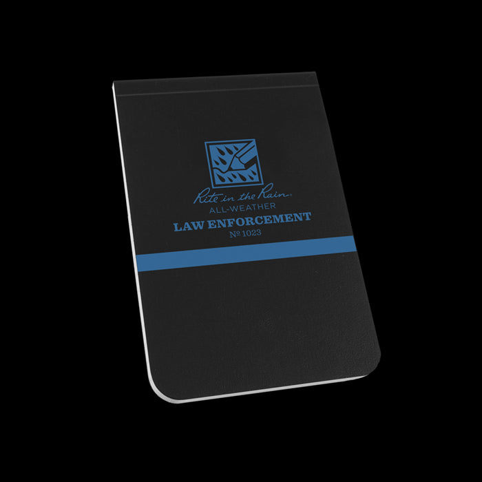 "Rite in the Rain ""Thin Blue Line"" Notebook"