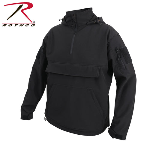 Concealed Carry Soft Shell Anorak Parka