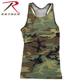 Rothco Womens Camo Workout Performance Tank Top