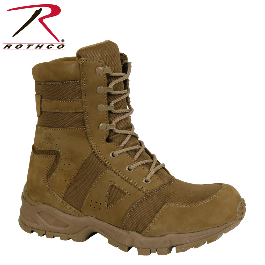 Forced Entry AR-670-1 Coyote Boot