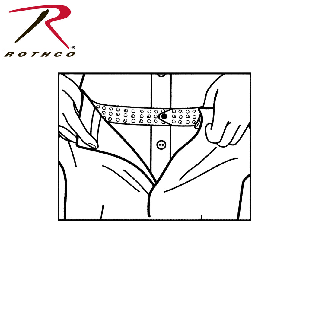 Hero's Pride Rubber Belt Shirt Tailor