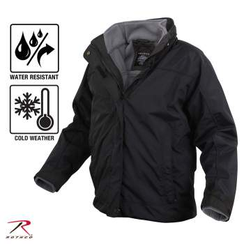 Rothco All Weather 3-In-1 Jacket