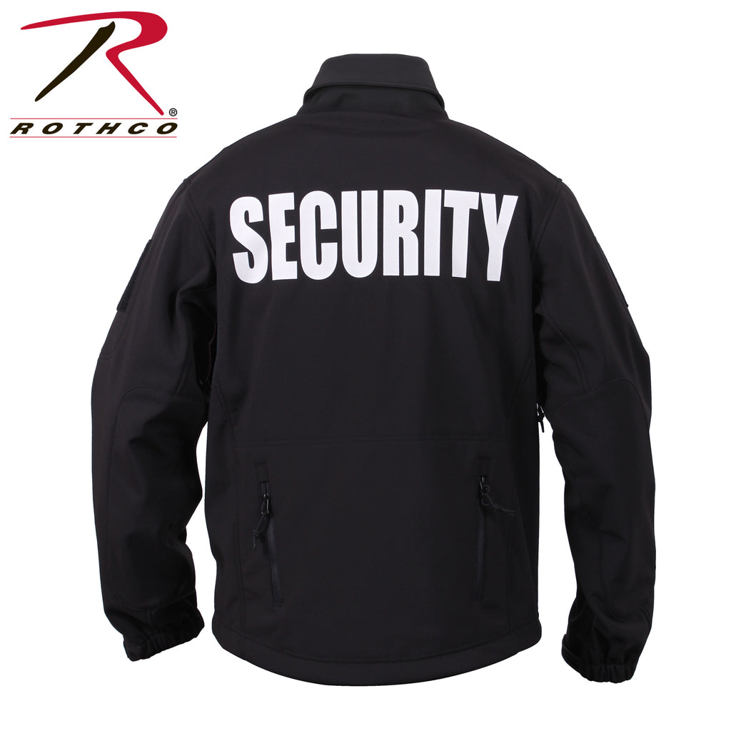 962d37393 Rothco Special Ops Soft Shell Security Jacket