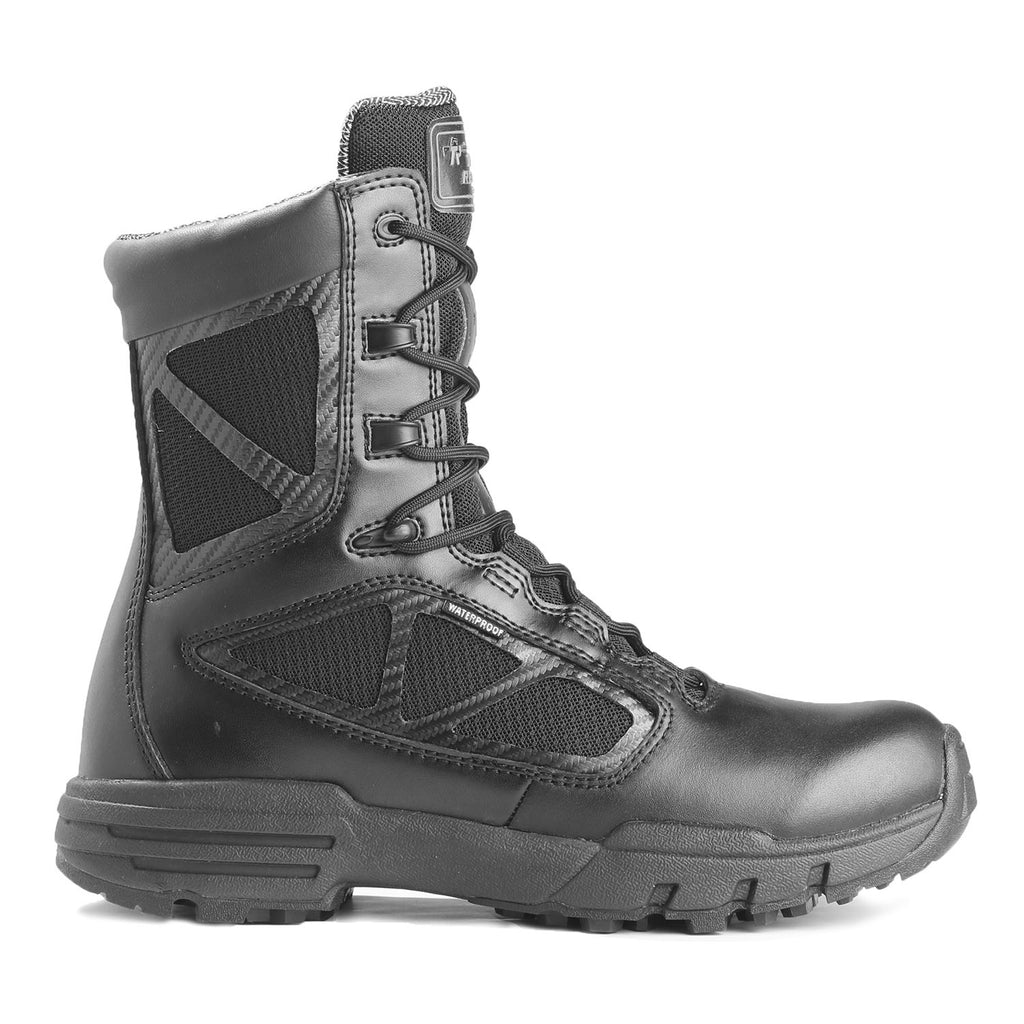 "Belleville TR998Z - 8"" Waterproof Side Zip Boot"