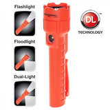 Nightstick Dual-Light™ Flashlight w/Dual Magnets