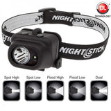 Night Stick Dual-Light Multi-Function Headlamp