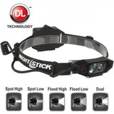 Nightstick Low-Profile Dual-Light™ Headlamp