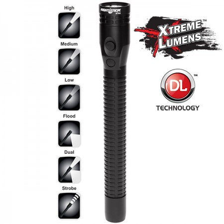 Nightstick Xtreme Lumens™ Metal Full-Size Dual-Light™ Flashlight