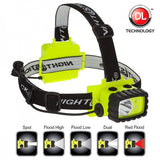 Nightstick Intrinsically Safe Permissible Multi-Function Dual-Light™ Headlamp