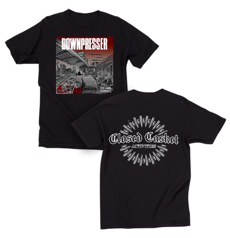Downpresser - The Long Goodbye Tee