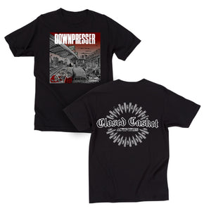 Downpresser - The Long Goodbye Tee  ***PREORDER***
