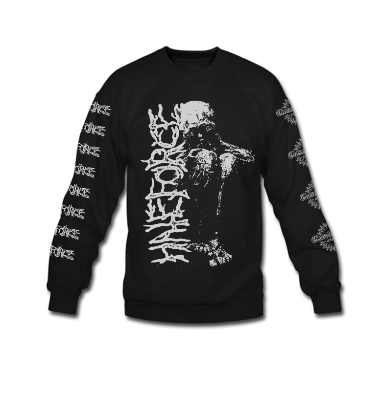HATE FORCE - CORPSE LONG SLEEVE