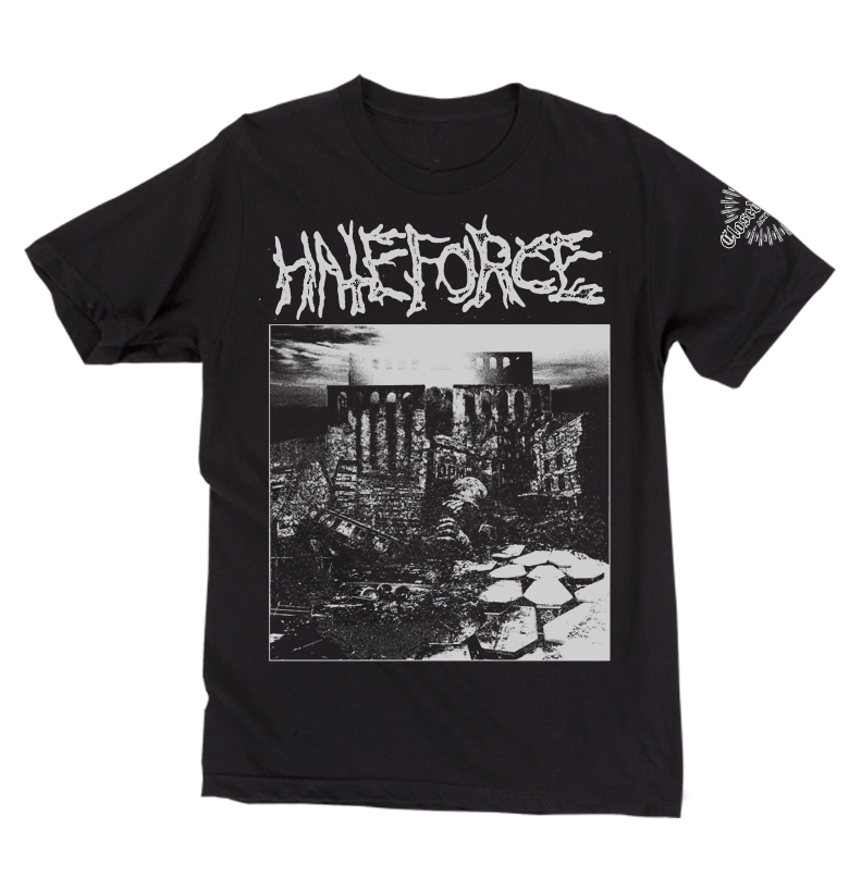 HATE FORCE - ALBUM TEE