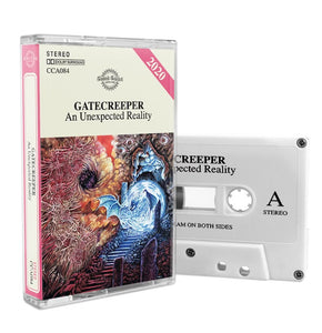 Gatecreeper - An Unexpected Reality Cassette