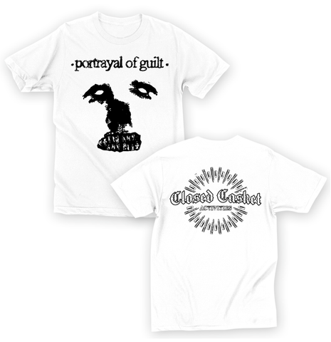 Portrayal Of Guilt - Face Tee *PREORDER*