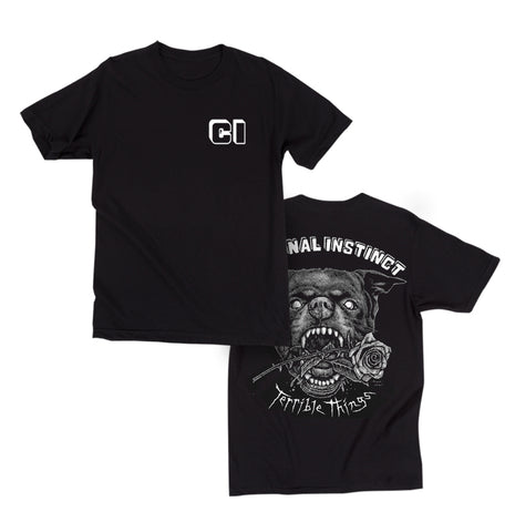 Criminal Instinct - Terrible Things Tee *PREORDER*