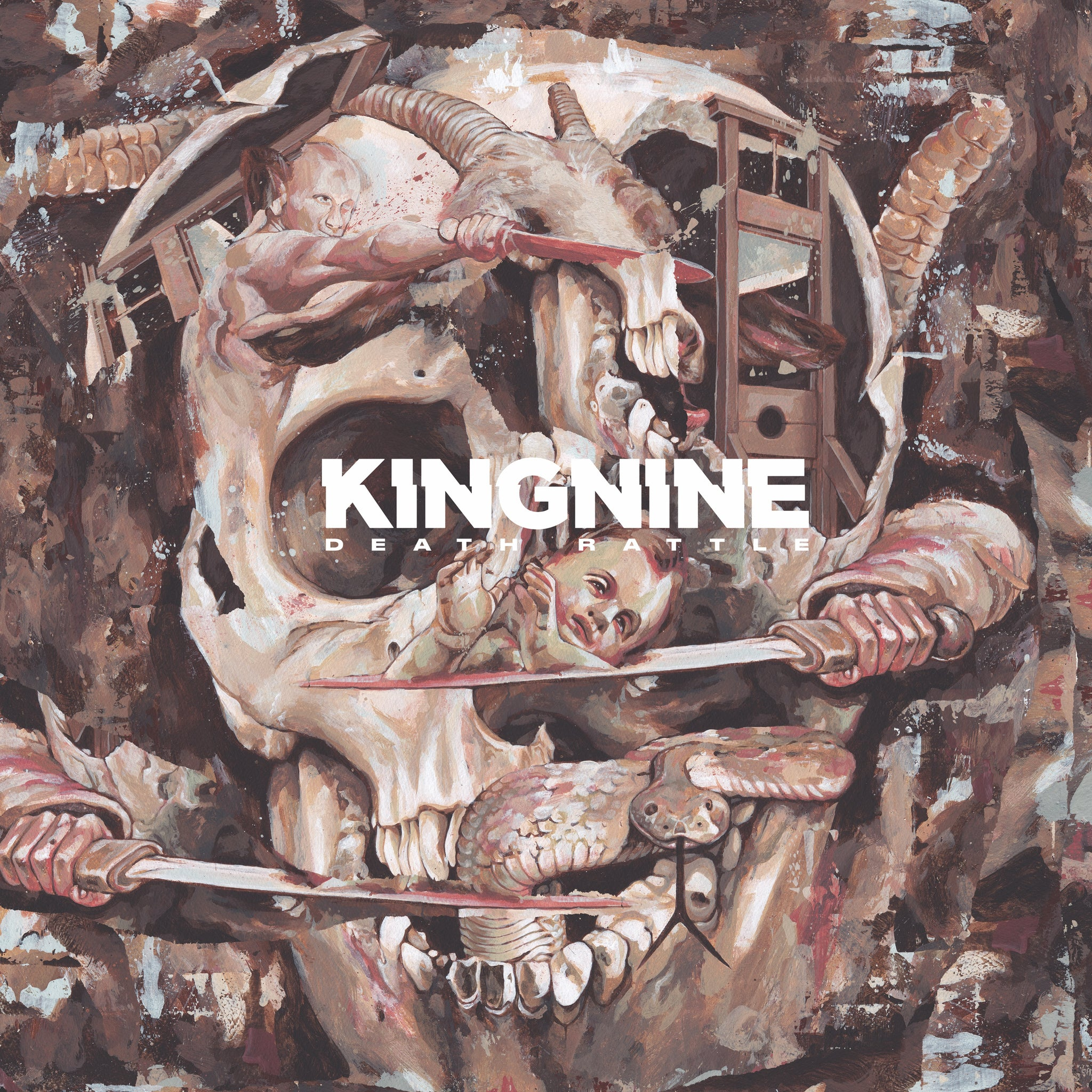 King Nine - Death Rattle