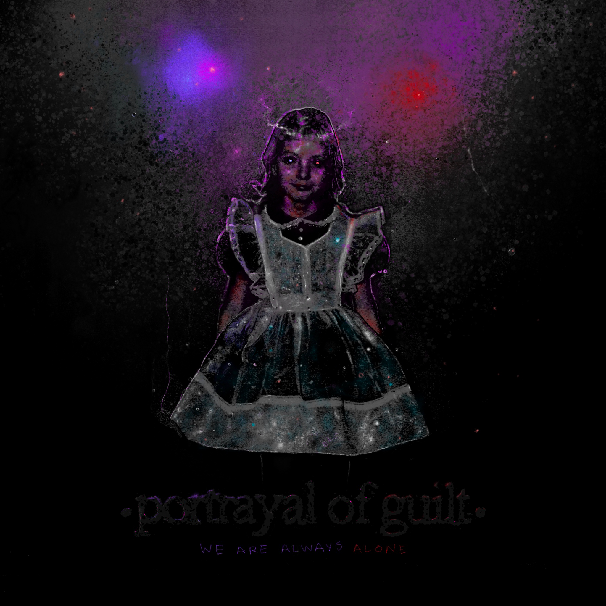 Portrayal of Guilt - We Are Always Alone