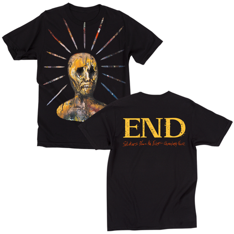 END - Splinters Album Tee