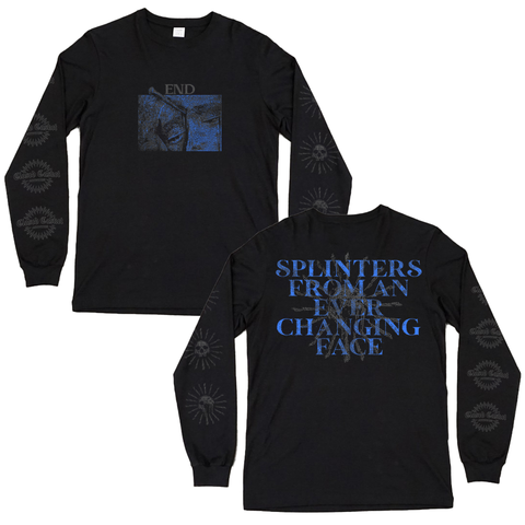 END - Nails Longsleeve ***PREORDER***