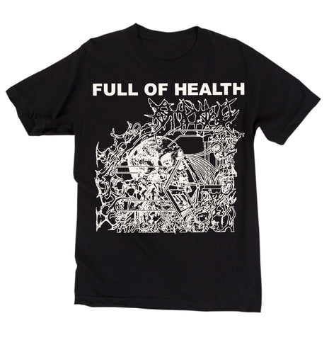 FULL OF HEALTH SHIRT *PREORDER*