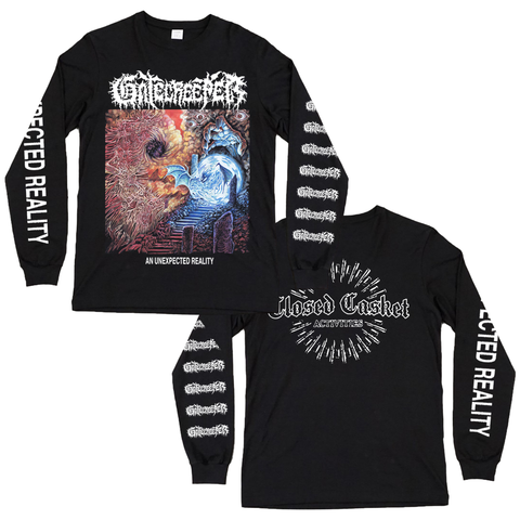Gatecreeper - An Unexpected Reality Longsleeve