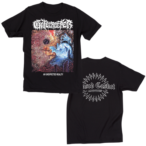 Gatecreeper - An Unexpected Reality Tee
