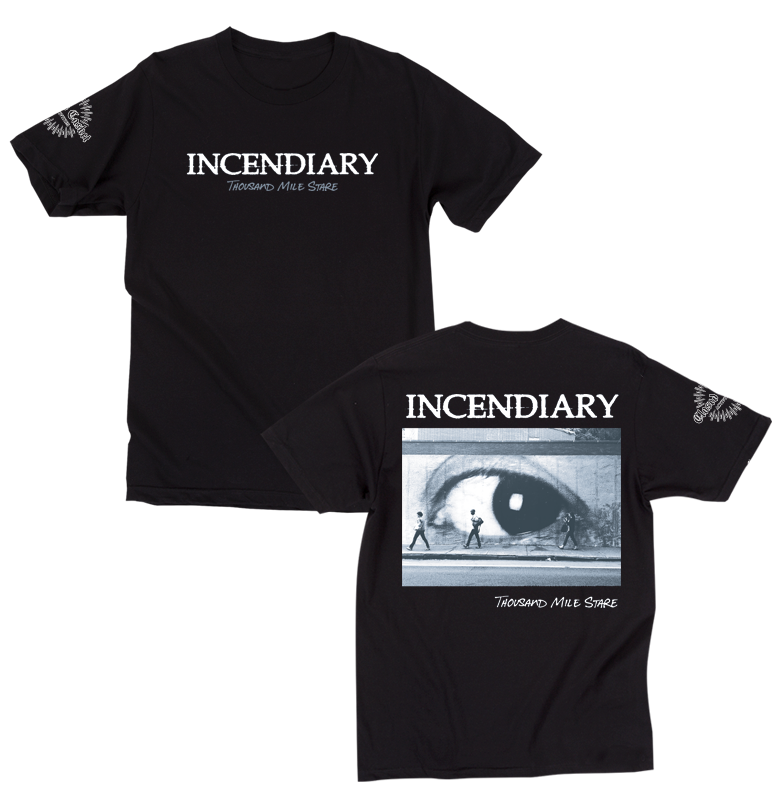 Incendiary - Thousand Mile Stare T-Shirt