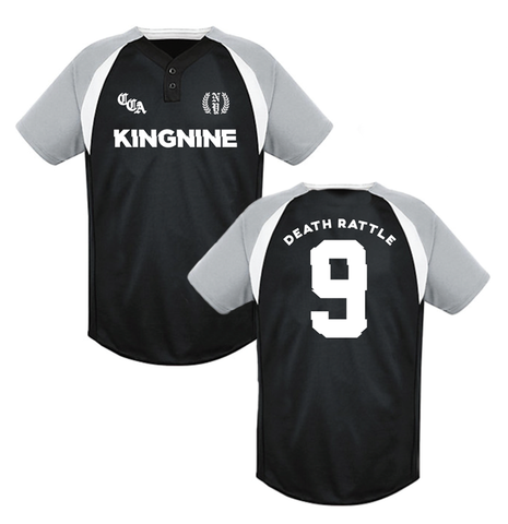 King Nine - Baseball Jersey