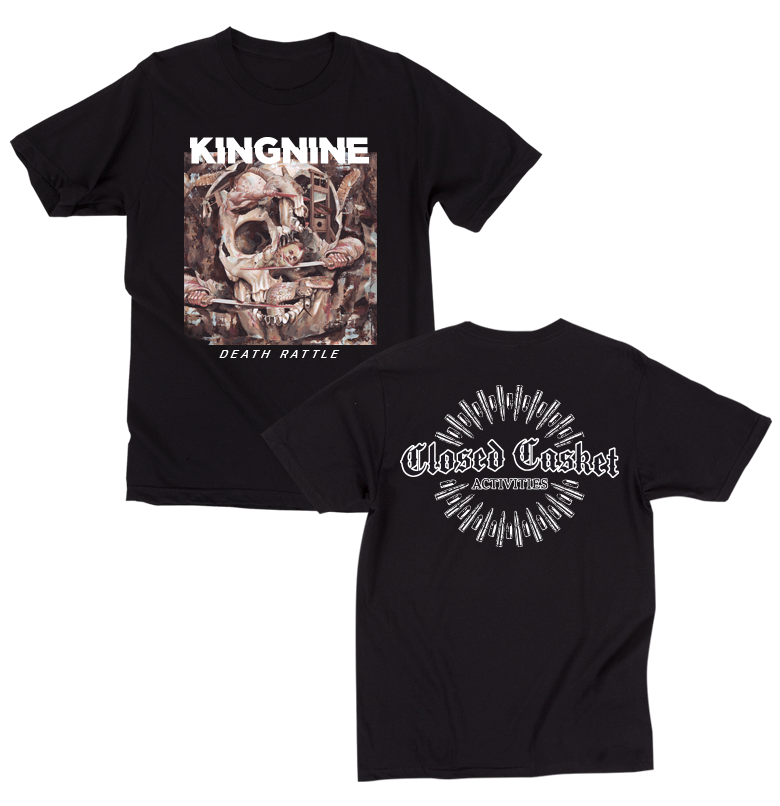 King Nine - Death Rattle Tee