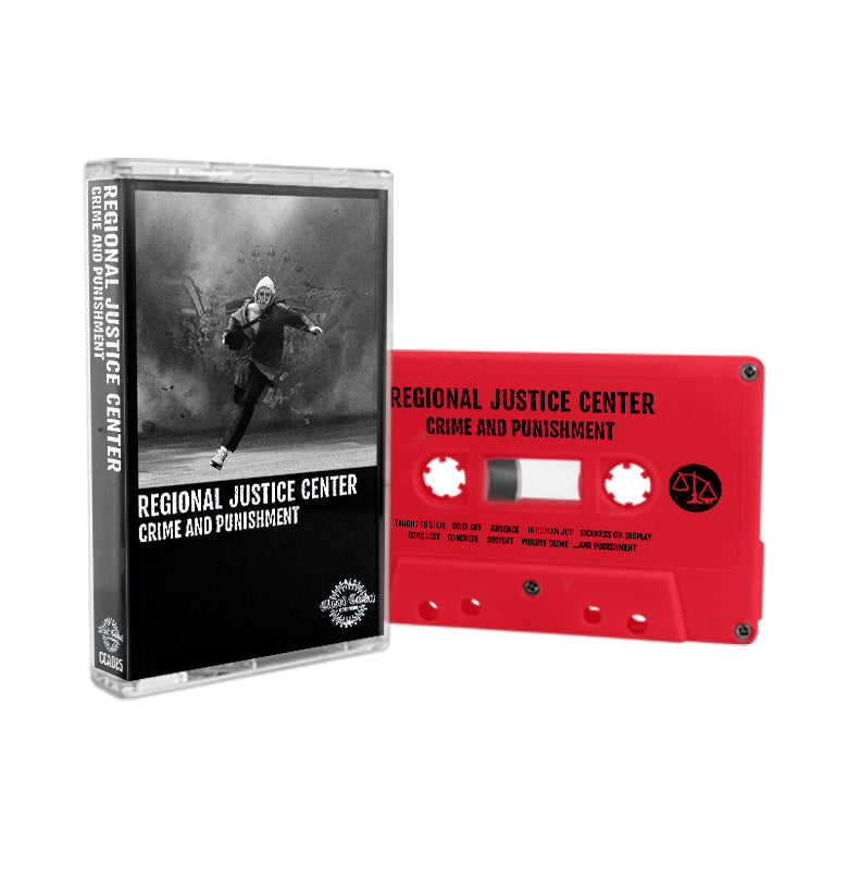 Regional Justice Center - Crime and Punishment Cassette *PREORDER*