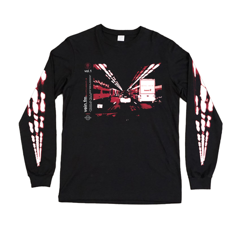 Vein.fm - Old Data Longsleeve