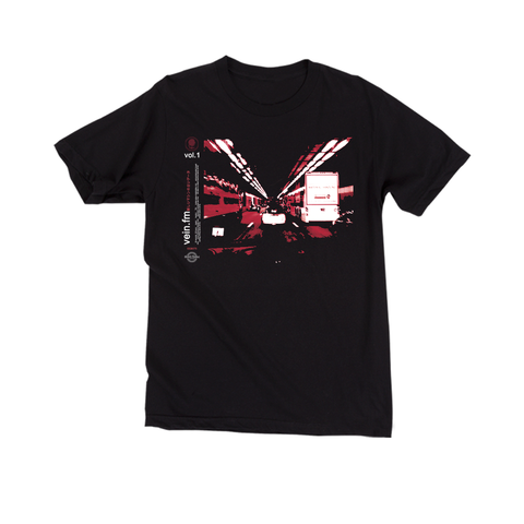 Vein.fm - Old Data Tee