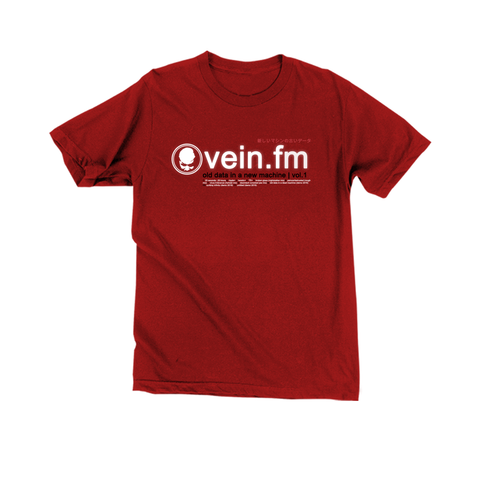 Vein.fm - New Machine Tee ***PREORDER***