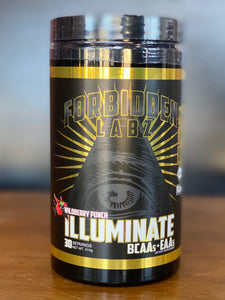 *NEW* Illuminate BCAAs ▲ Recovery ▲ Muscle Building ▲ Electrolytes