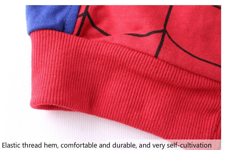 New Spiderman Baby Boys Clothing Sets Cotton Sport Suit For Boys - Hijab Modesty İstanbul