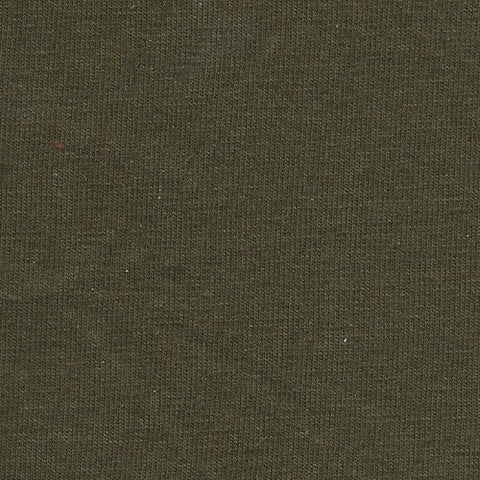 Olive Cotton Lycra 10oz
