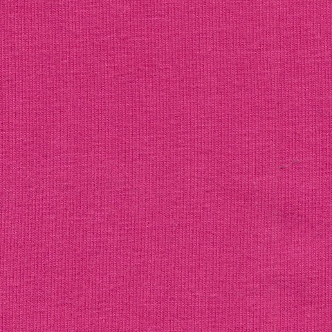 Light Fushia Cotton Lycra 10 oz