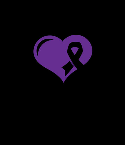 ***Epilepsy Awareness*** Purple Heart for Epilepsy Panel