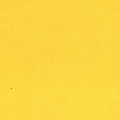 Yellow Cotton Lycra 10 oz