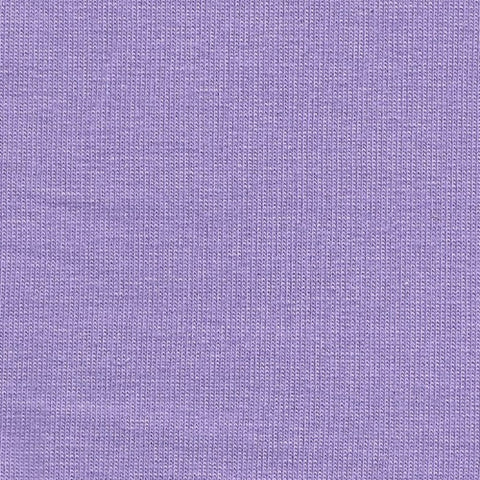 Lilac Cotton Lycra 10 oz